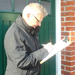 Prestwich Chartered Surveyor, Chris Newman