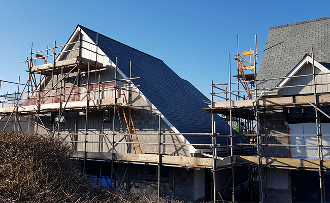 Snagging Surveys available for a New build nearing completion